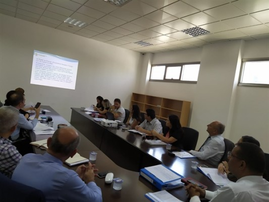 Güney Kıbrıs ile ilgili ticaret toplantısı gerçekleştirildi