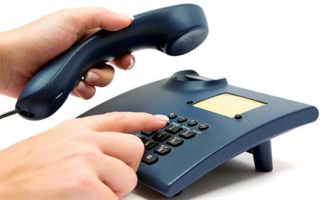 İskele Polis Karakolunun telefon arızası giderildi...