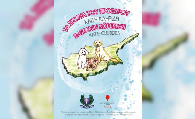 Katie Clerides'in kitabı Saraçoğlu çocuklarına umut olacak...