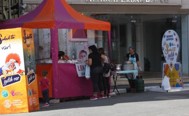 """Lefkoşa'da """"Sokakta İyilik Var Festivali"""" gerçekleştiriliyor"""