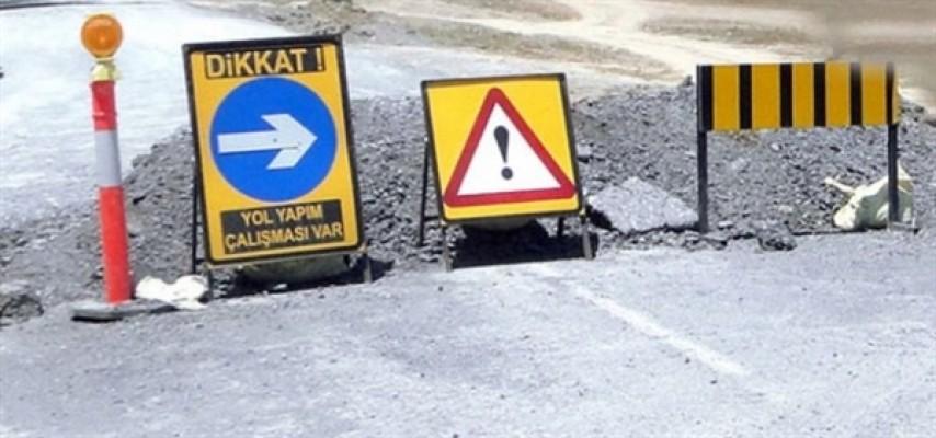 LTB asfaltlama çalışmalarına devam ediyor.