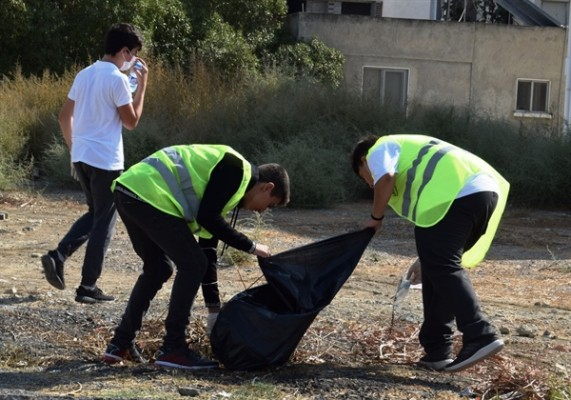 LTB temizlik kampanyası devam ediyor