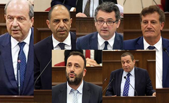 Meclis, Akıncı'yı konuştu...