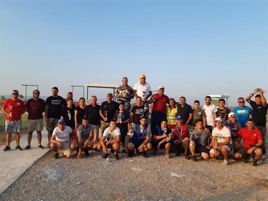 Mustafa Ağa Anısına Atış Turnuvası düzenlendi