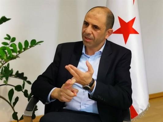 Özersay: ENI yöneticisinin açıklaması olumu gelişme…
