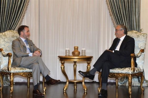 Pincher: İki kesimli, iki toplumlu Federal Kıbrıs'ı destekliyoruz....