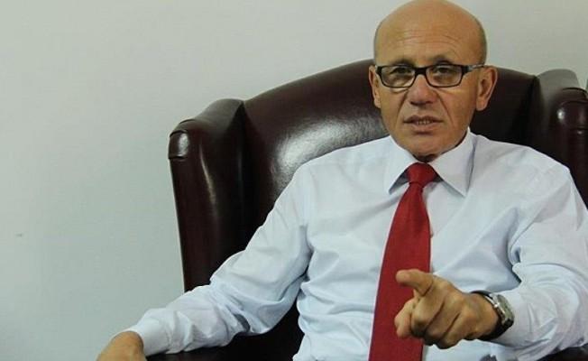 Talat: Umarım Türkiye'nin askeri harekatı bir an önce başarıya ulaşır...