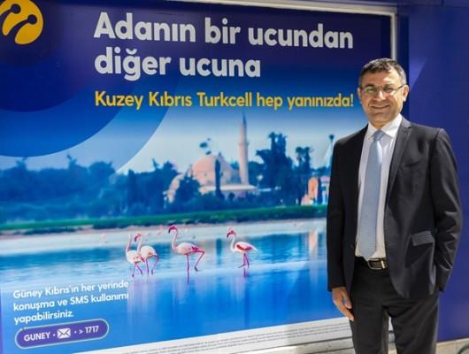 Turkcelliler Güney Kıbrıs'ta internet kullanabilecek...