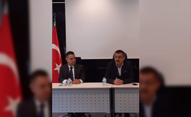 Bay-Sen Ankara'da eğitim seminerine katıldı.