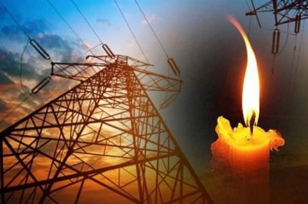 Bazı bölgelere yarın 6 saat elektrik verilmeyecek