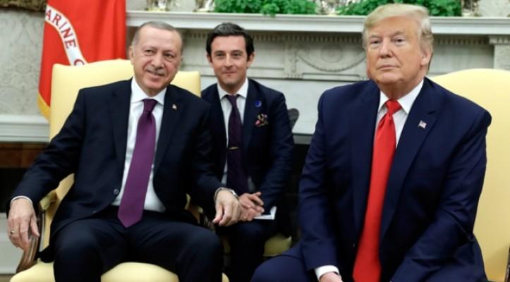 Beyaz Saray'da kritik görüşme sona erdi