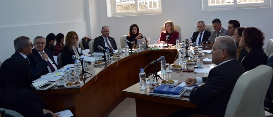 Dilekçe ve Ombudsman Komitesi toplandı