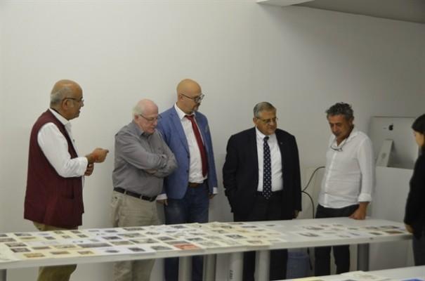 Ex-libris yarışmasının sonuçları açıklandı