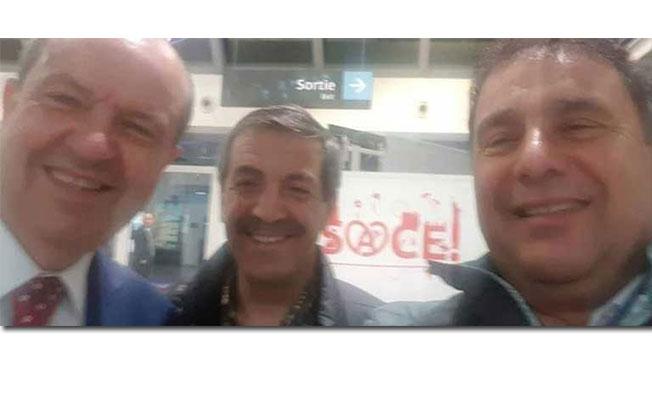 Harmancı'dan Tatar'a 'fotoğraf' tepkisi...