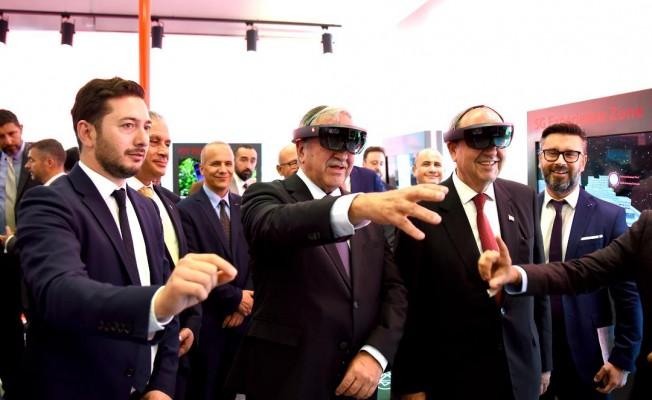 İTÜ Kuzey Kıbrıs Telsim LAB açıldı