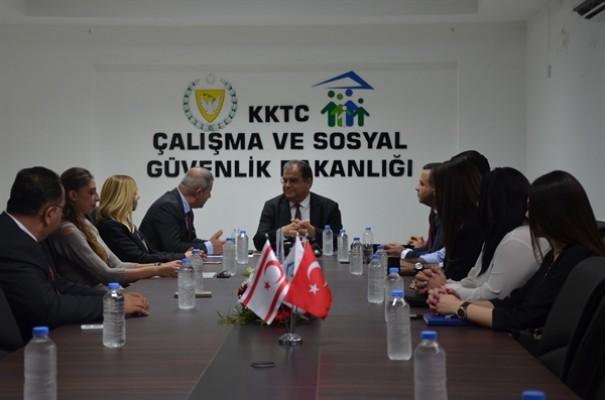 Kayıtdışılığa yönelik işbirliği protokolü imzalandı....