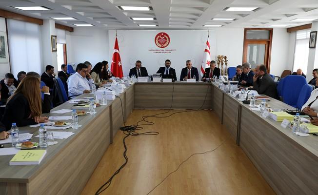 Meclis ve Kamu Hizmeti Komisyonu bütçeleri onaylandı