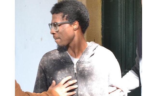 Öğrenci yurdunda yakalandı...