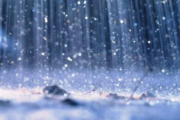 24 saatlik yağış miktarları açıklandı....