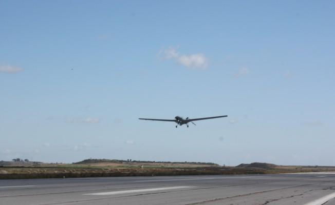 Bayraktar TB2 ilk görev uçuşunu gerçekleştirdi