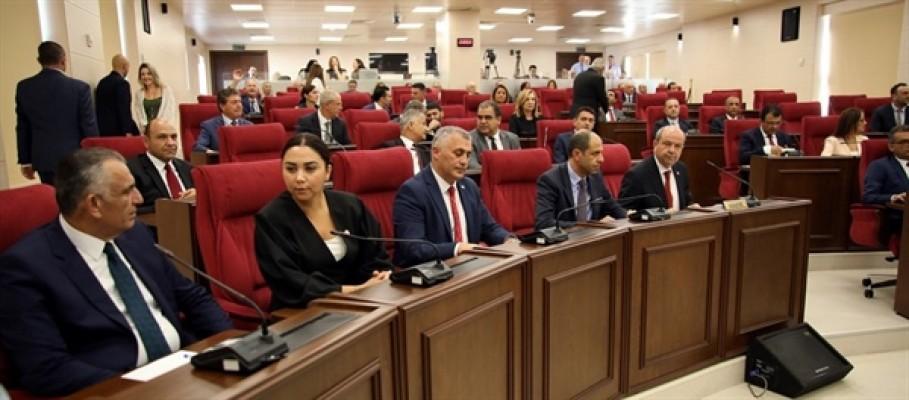 Cumhurbaşkanlığı ve Cumhuriyet Meclisi bütçeleri onaylandı