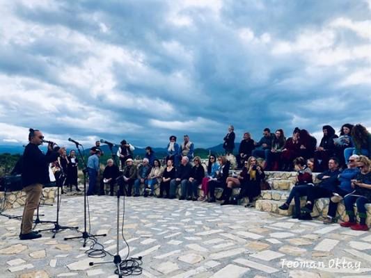 Fikret Demirağ Şiir Festivali gerçekleştirildi