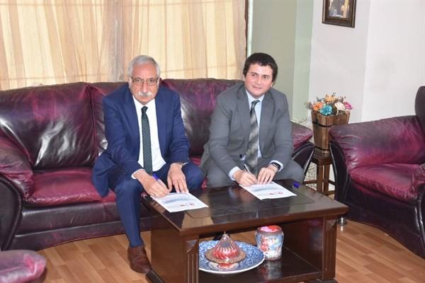 Girne Belediyesi ile ARUCAD arasında protokol