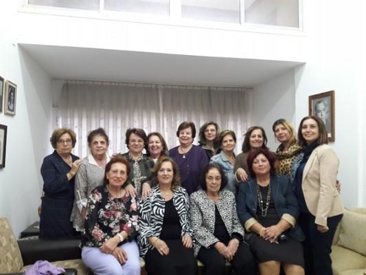 Kadınlar Birliği başkanlığına Feridun getirildi