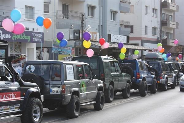 KTÖS, Gazimağusa'da etkinlik gerçekleştirdi...