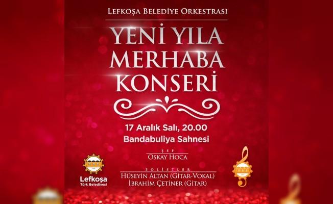 LBO'nun Yeni Yıl konseri bu akşam