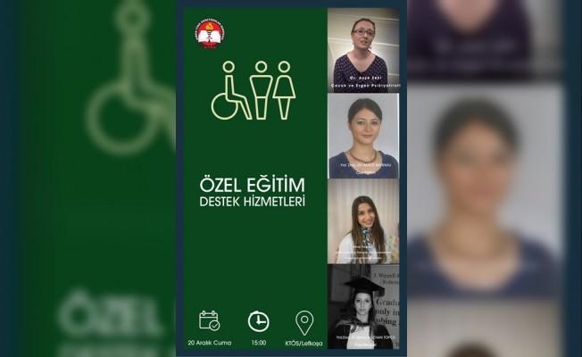 """""""Özel Eğitim ve Destek Hizmetleri Semineri"""" düzenleniyor"""