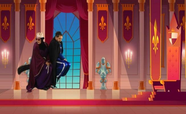 """Sinema Teknolojisini Tiyatroya Taşıdılar Adına """"Sinetiyatro"""" Dediler..."""