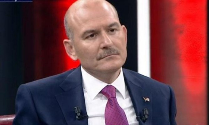 "Soylu : ""Kıbrıs'ta oluşan bir mafya var"""
