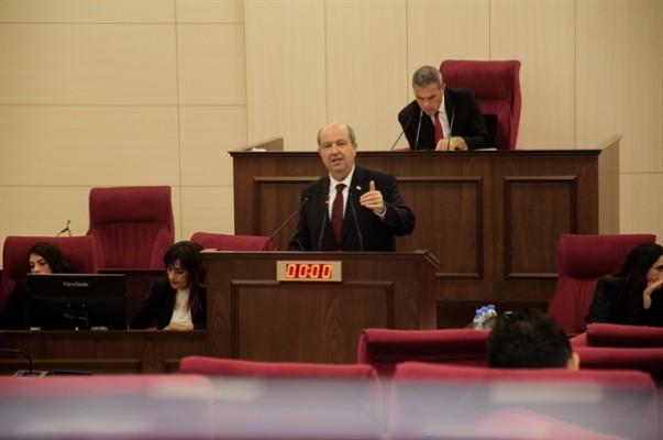 Tatar: Türkiye'ye bağımlılığımız her geçen gün azalıyor...