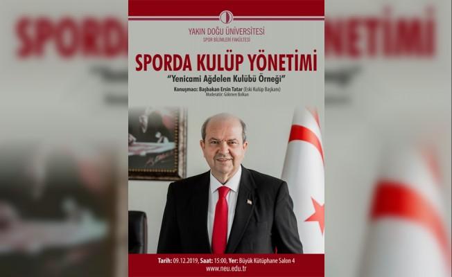 Tatar, YDÜ'de Sempozyuma katılacak....