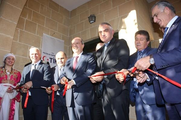 TİKA KKTC Program Ofisi Açıldı