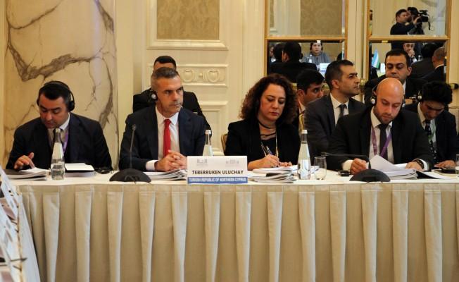 Uluçay, TÜRKPA 9. Genel Kurul toplantısına katıldı
