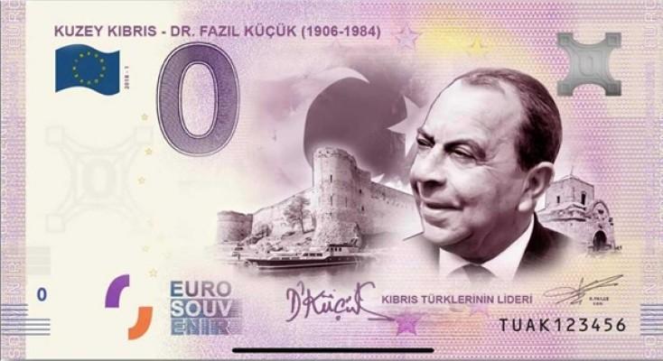 """""""0"""" Euro anı parasının satışı devam ediyor"""
