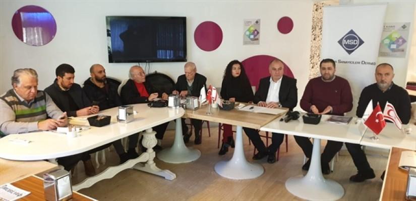 1. Kıbrıs Mobilya Fuarı 23 Ocak'ta....