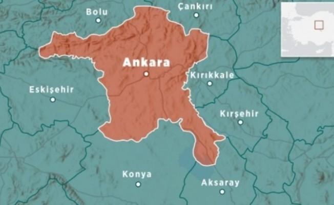 Ankara güne depremle uyandı