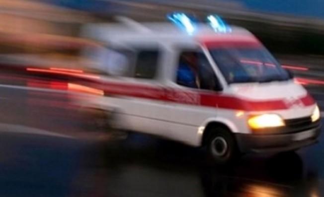 Düzova yakınlarında kaza! 1 Ağır yaralı...