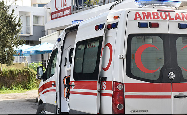 Hamitköy'de 3 kişilik aile zehirlendi...