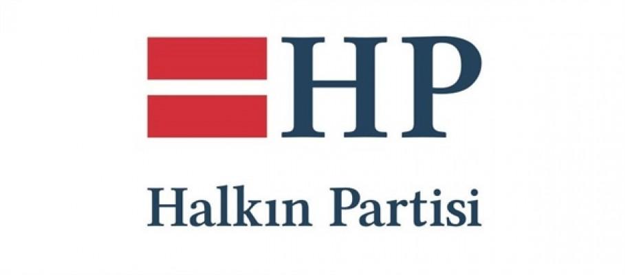 HP'den Özersay'a destek kararı