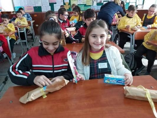 İskele'de öğrencilere ağız ve diş sağlığı eğitimi