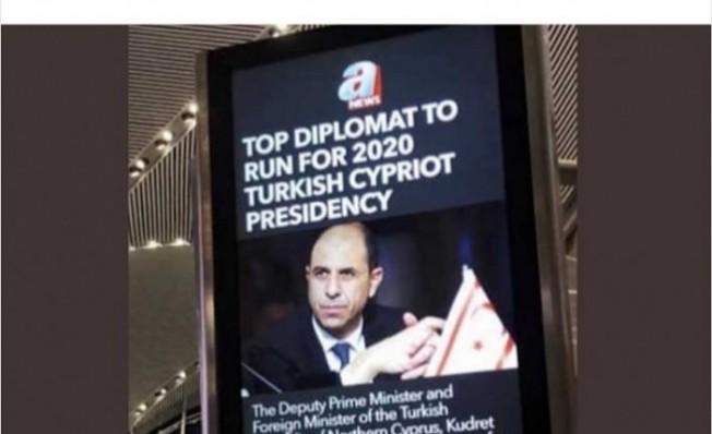 """'Haber'in reklam olarak gösterilmesi kamuoyunu yanıltmaktır"""""""