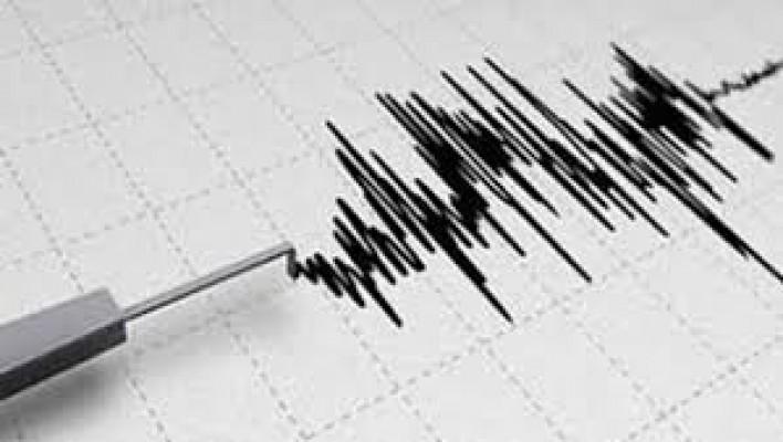 Manisa'da 5.4 büyüklüğünde deprem!