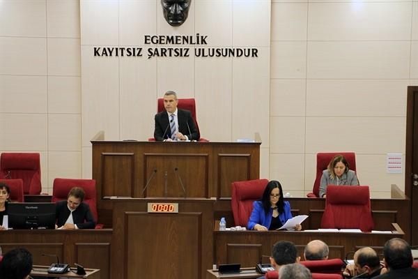 Meclis toplandı...