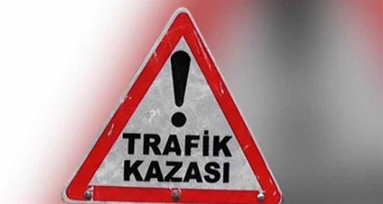 Son bir haftada 72 trafik kazası