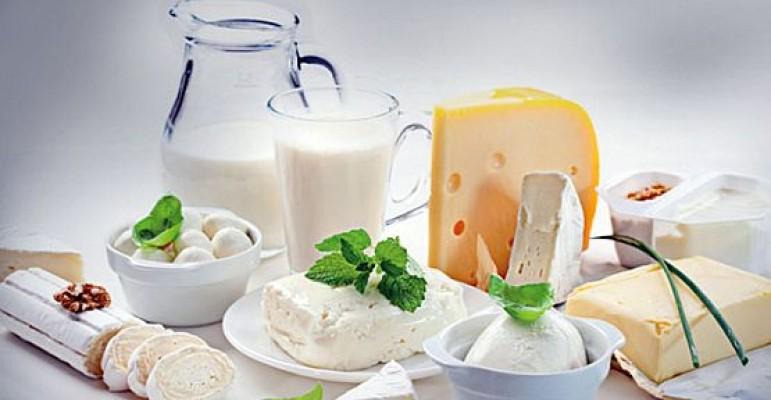 Süt ve Süt ürünlerine zam yapıldı...