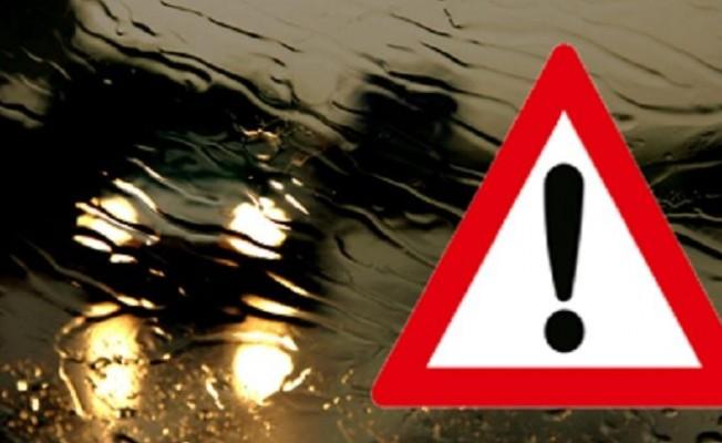 Taşpınar-Güzelyurt yolu ulaşıma kapatıldı
